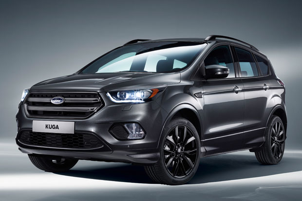 Der neue Ford Kuga kommt Anfang 2017 zum Kunden ©Ford of Europe GmbH