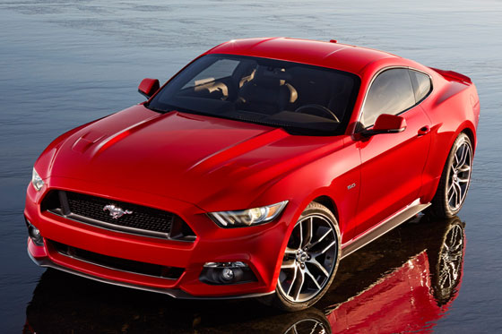 Der neue Ford Mustang ©Ford Media
