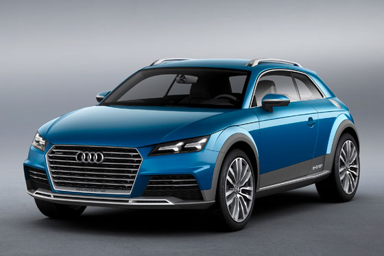 Audi allroad shooting brake ©AUDI AG