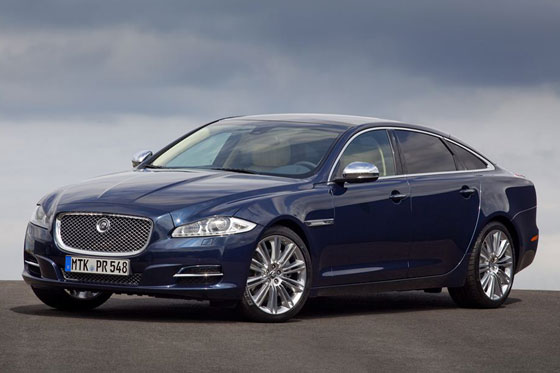 Jaguar XJ Diamond Edition ©Jaguar Land Rover Deutschland GmbH