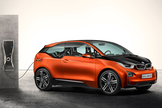 Das BMW i3 Concept Coupé  ©BMW Group